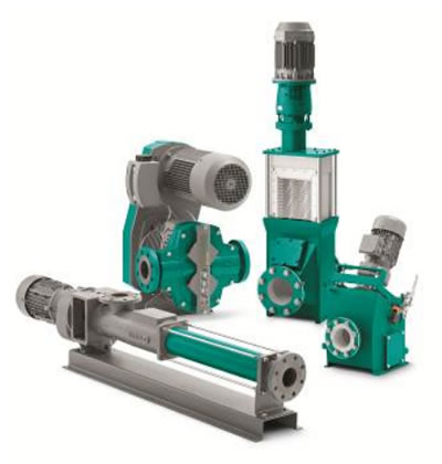 Rotary Lobe Pump and Progressing Cavity Pump